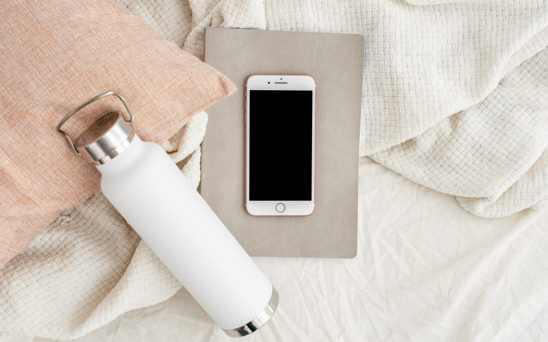 My 3 Must-haves for a Successful Morning Routine